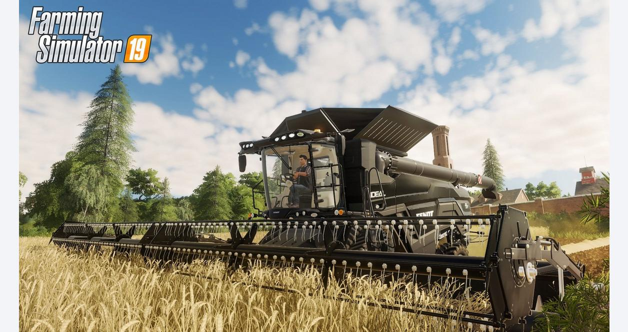 Farming Simulator 19: Premium Edition