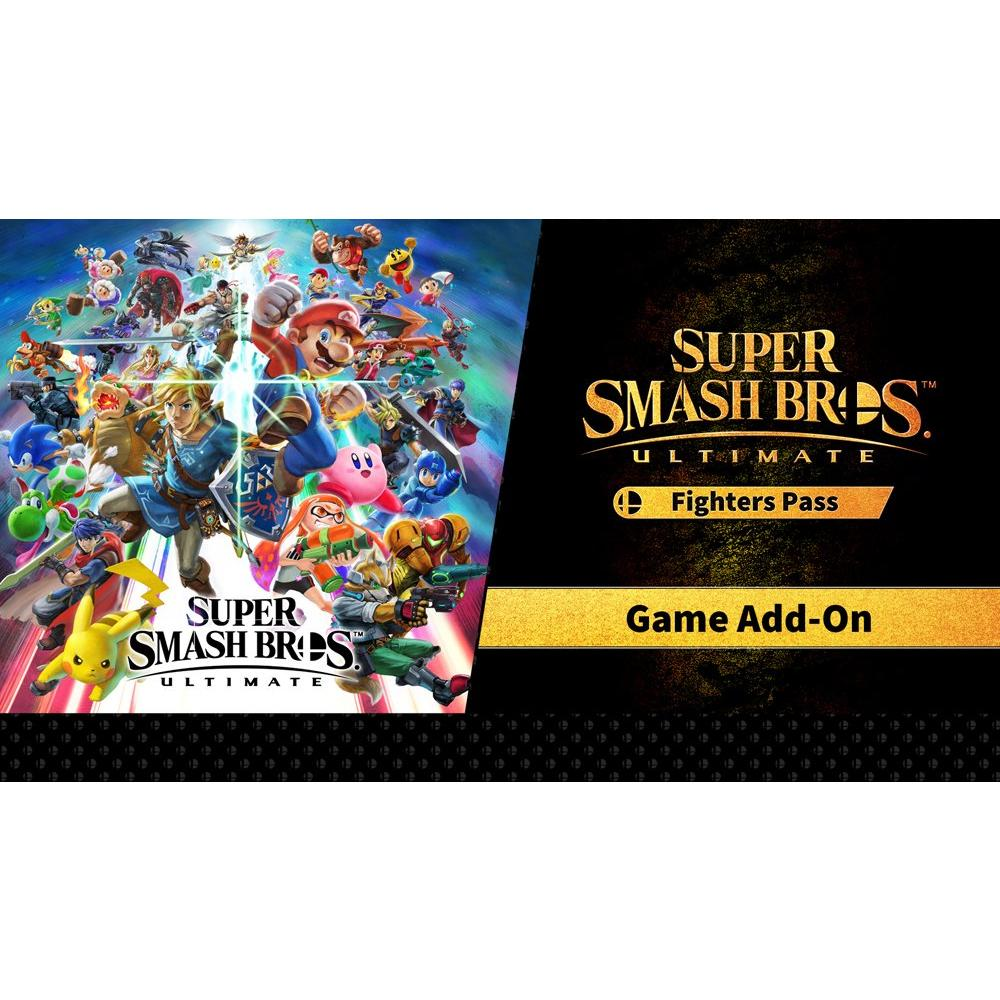 Super Smash Bros Ultimate + Fighter Pass Bundle | Nintendo Switch | GameStop