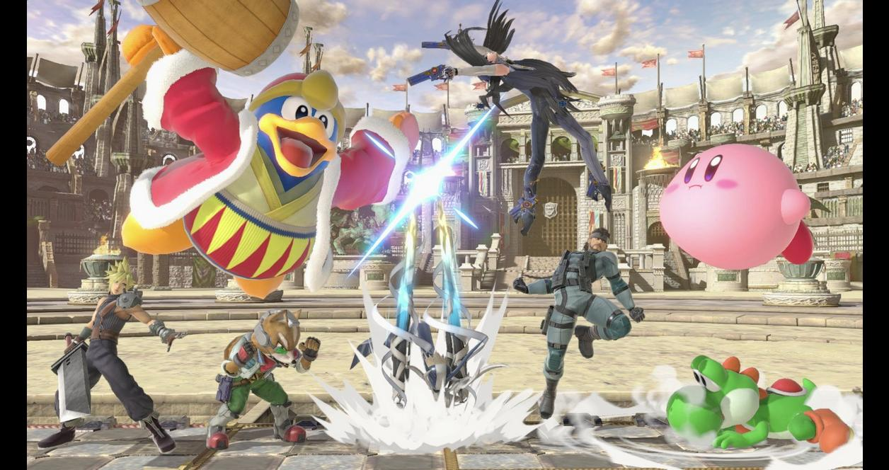Super Smash Bros. Ultimate and Fighters Pass Bundle