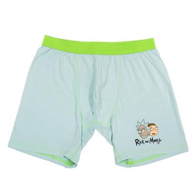 Rick and Morty Angry Look Boxer Shorts