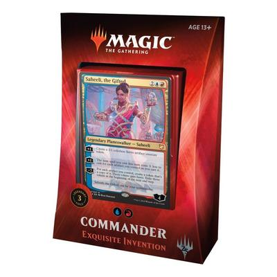 Magic the Gathering Commander 2018 Deck (Assortment)