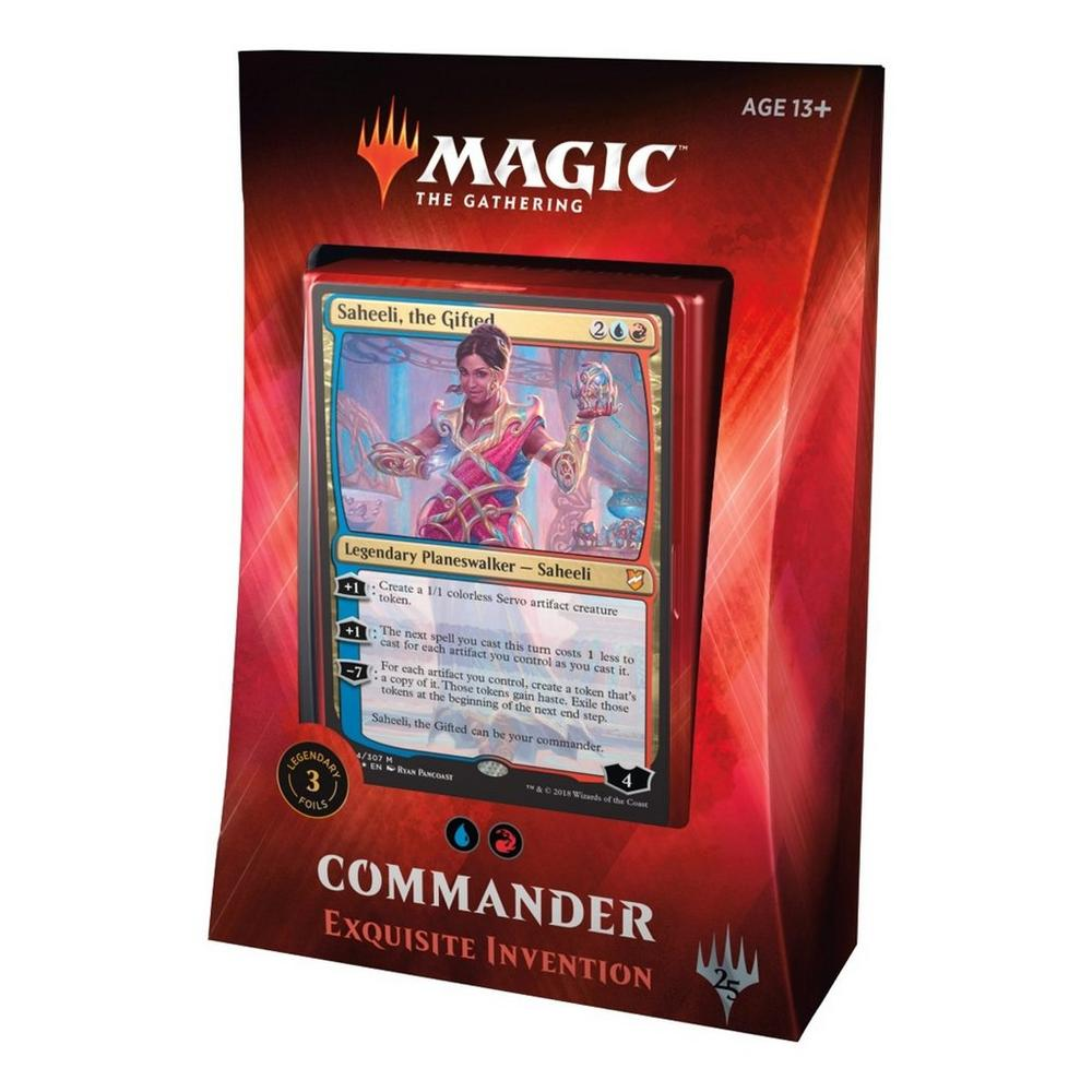 English MTG Commander 2019 Commander/'s Sphere NM 1x