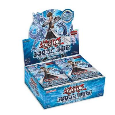 Yu-Gi-Oh! Legendary Duelists: White Dragon Abyss Booster Pack