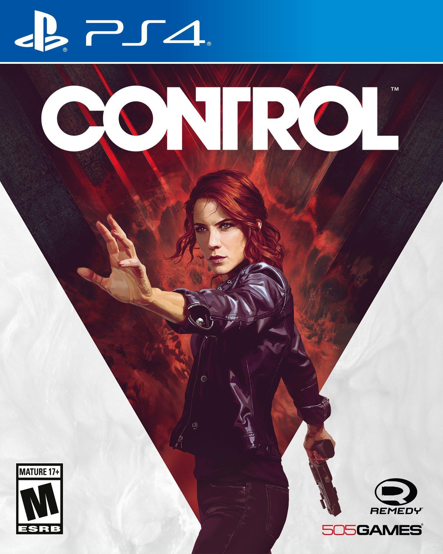 Control Playstation 4 Gamestop