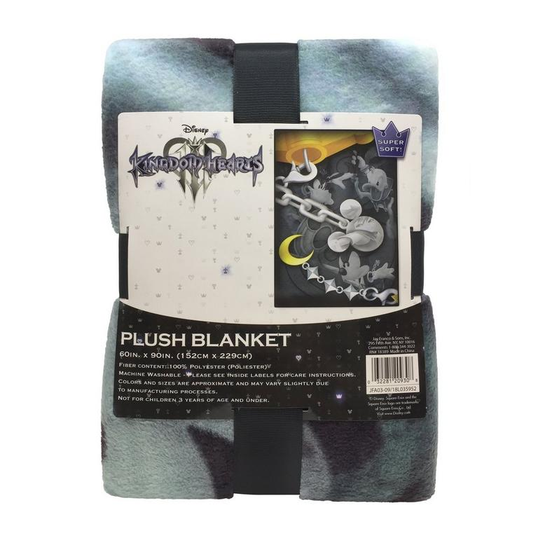 Image result for Kingdom Hearts Kingdom Key Plush Blanket gamestop