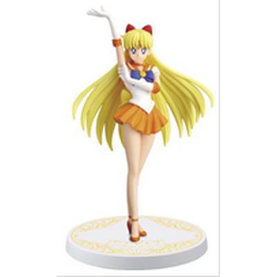 Sailor Moon Sailor Venus Girls Memories Statue