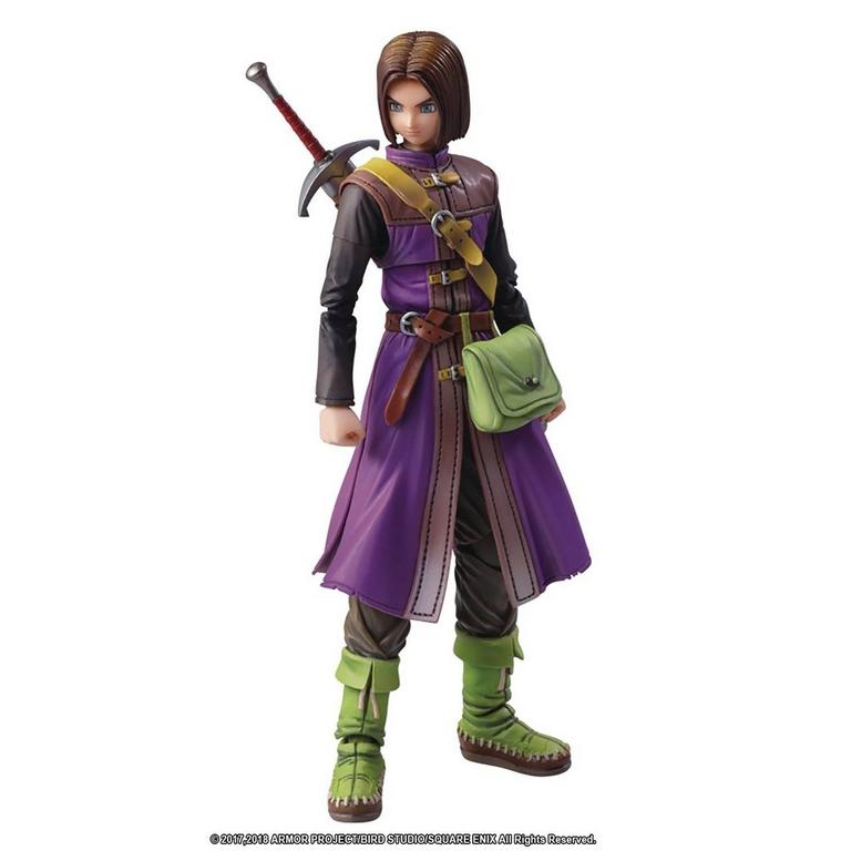 Dragon Quest XI: Echoes of an Elusive Age Bring Arts: The Luminary Figure