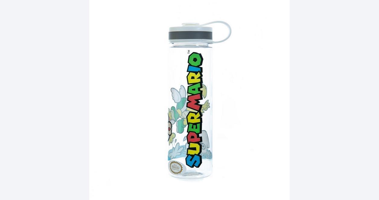 Super Mario Swimmer Water Bottle