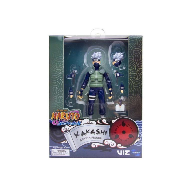Naruto Shippuden Kakashi Action Figure 4 inch