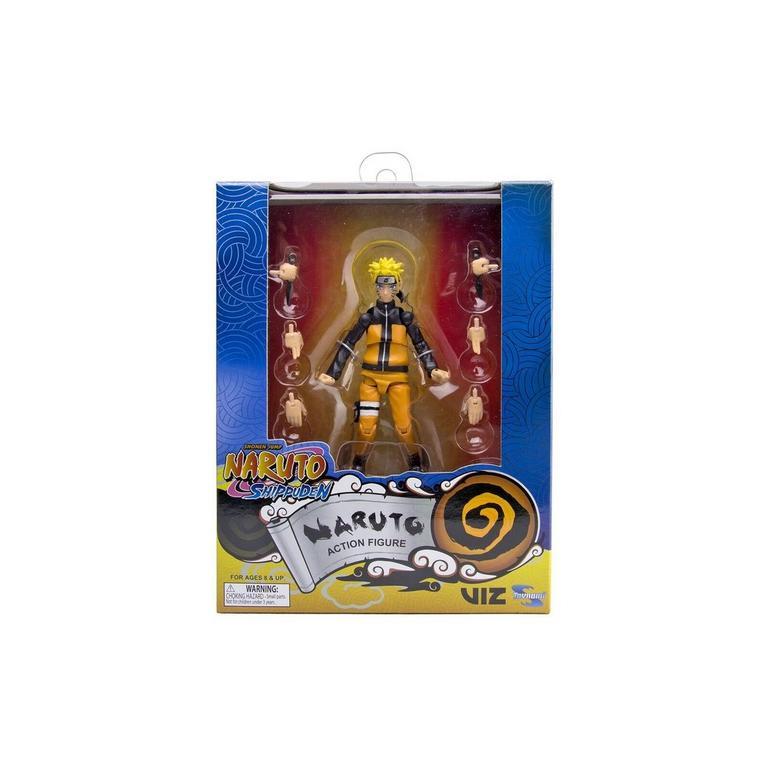 Naruto Shippuden Naruto Action Figure 4 inch