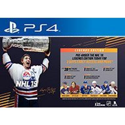 NHL 19 Legends Upgrade