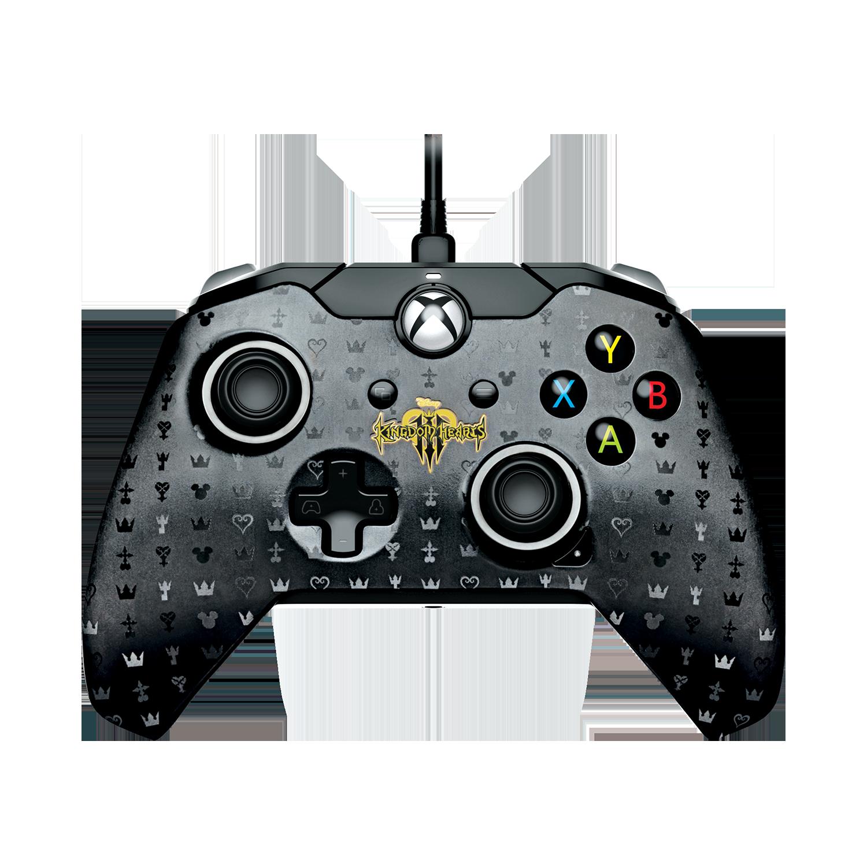 Xbox One Kingdom Hearts III Wired Controller | Xbox One | GameStop