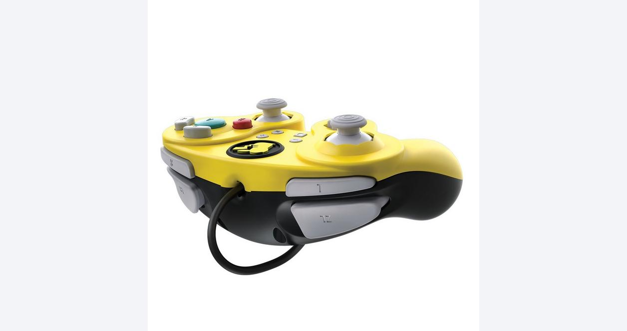 Nintendo Switch Pikachu Edition Wired Fight Pad Pro Controller
