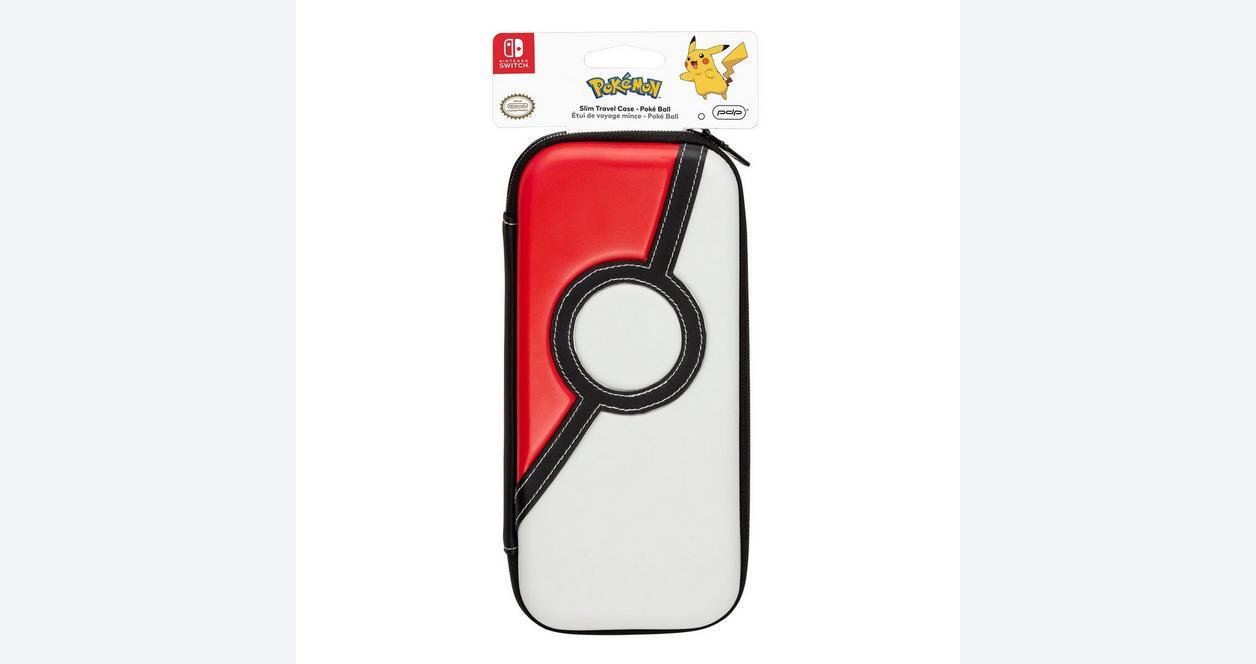 Pokemon Poke Ball Carrying Case for Nintendo Switch