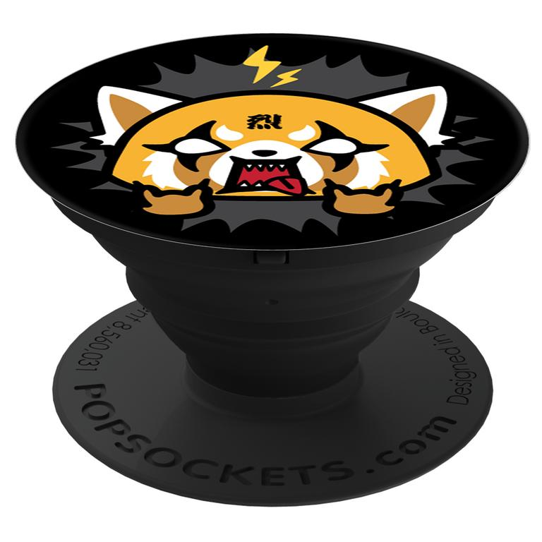 PopSockets: Aggretsuko - Black