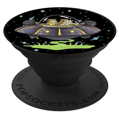 PopSockets: Rick and Morty - Space Cruiser