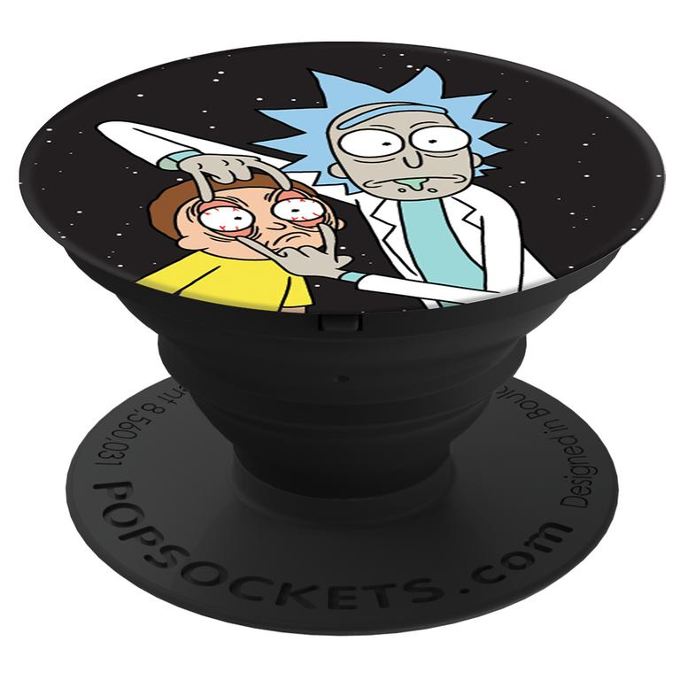 PopSocket Rick and Morty Phone Grip and Stand