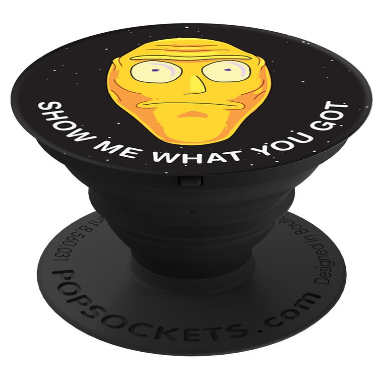 PopSocket Rick and Morty Cromulon Phone Grip and Stand