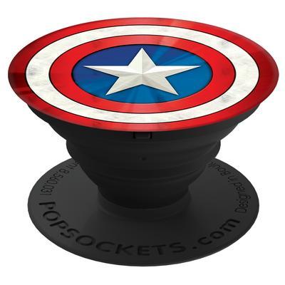 PopSockets: Captain America Shield Icon