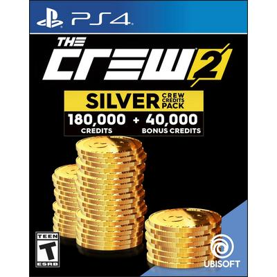The Crew 2 Silver Credit Pack