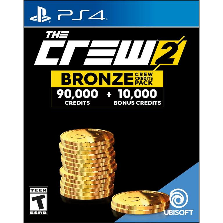 The Crew 2 Bronze Credit Pack