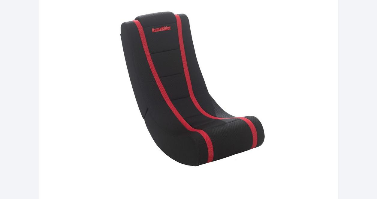 Nitro Gaming Rocker II (Black/Red)