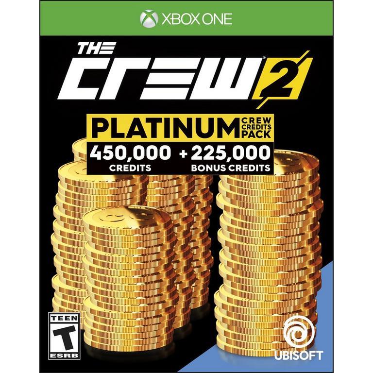 The Crew 2 Platinum Credit Pack