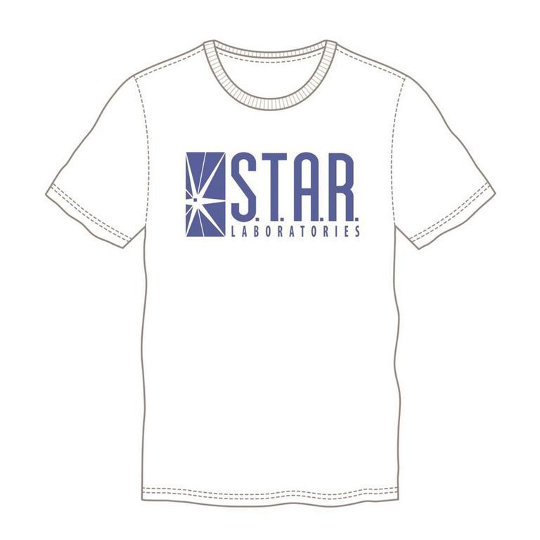 DC STAR Laboratories Logo T-Shirt
