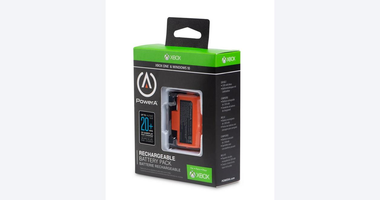 PowerA XB One Rechargeable Battery Pack