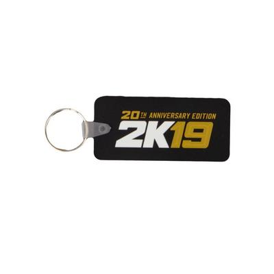 NBA 2K19 20th Anniversary Edition Keychain