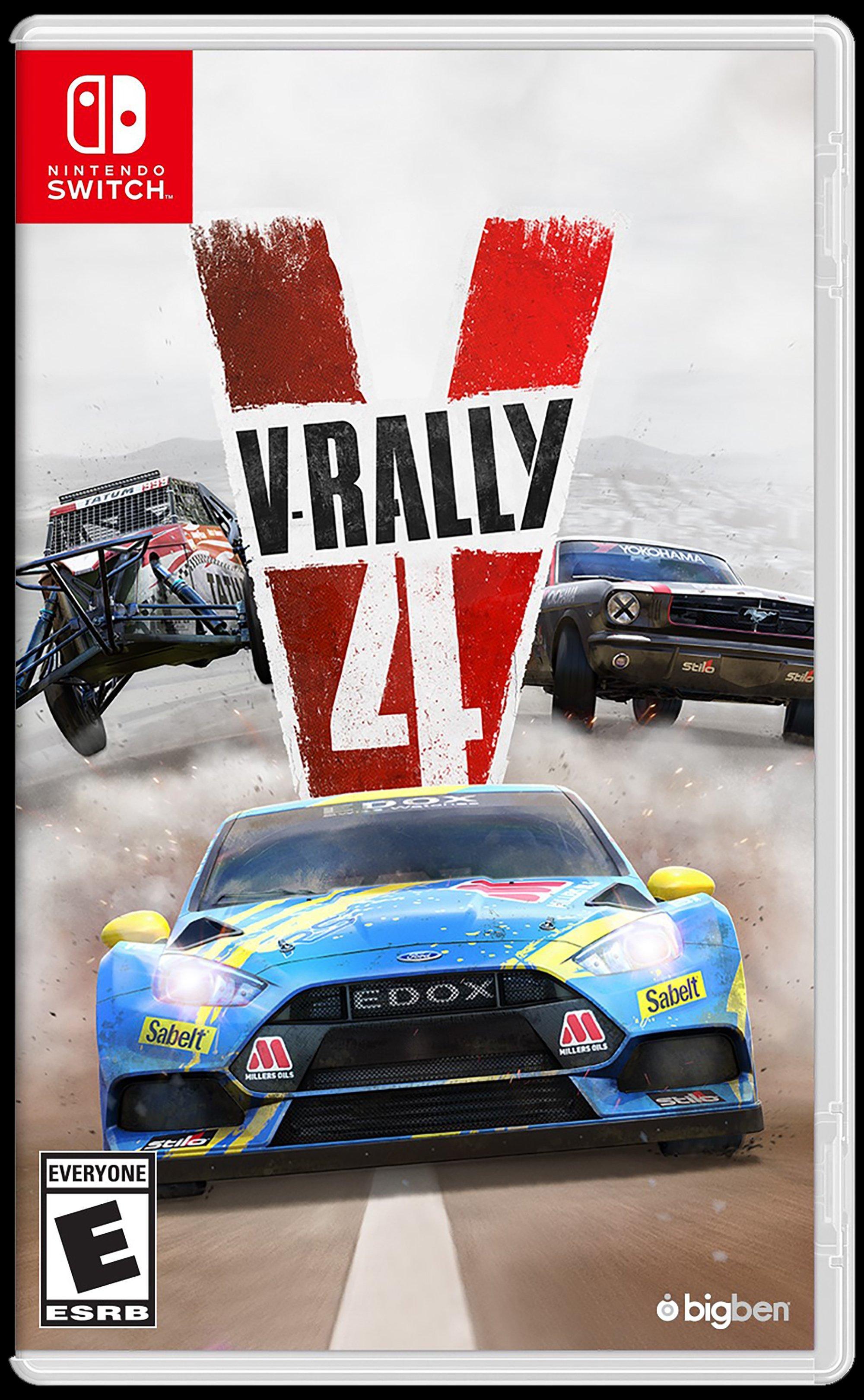 Resultado de imagem para V-Rally 4
