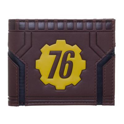 Fallout Vault 76 Bifold Wallet