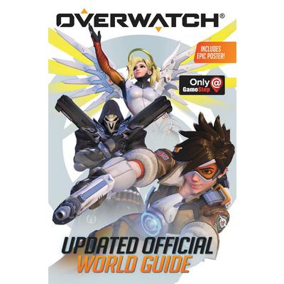 Overwatch Official World Guide - Only at GameStop!