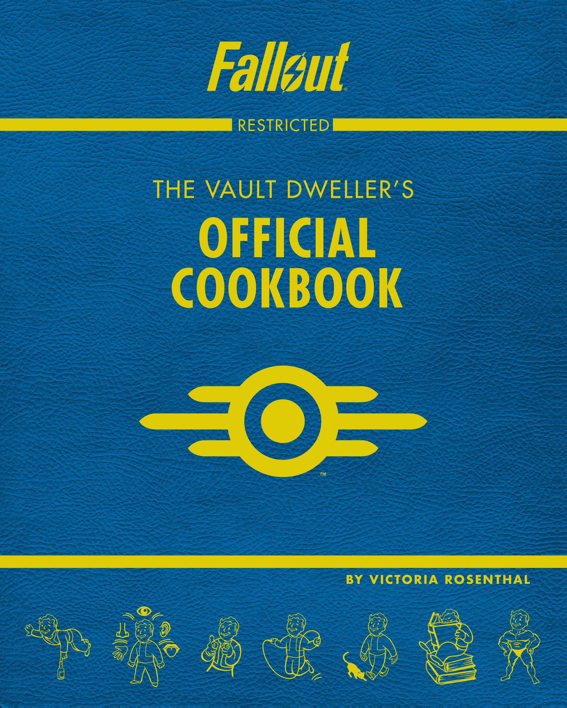 Official Fallout Vault Dweller's Cookbook - Only at GameStop | GameStop