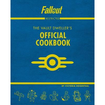 Official Fallout Vault Dweller's Cookbook - Only at GameStop