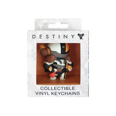 Destiny Lord Shaxx Chibi Keychain