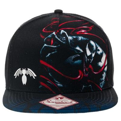 Marvel Venom Black Baseball Cap