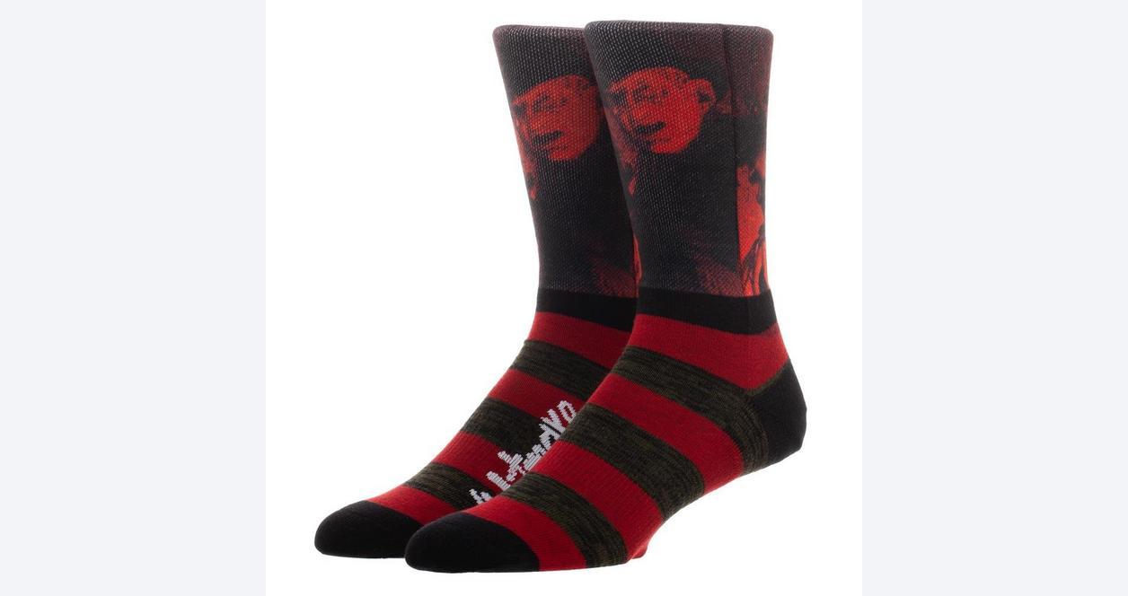 Freddy Krueger Nightmare Socks