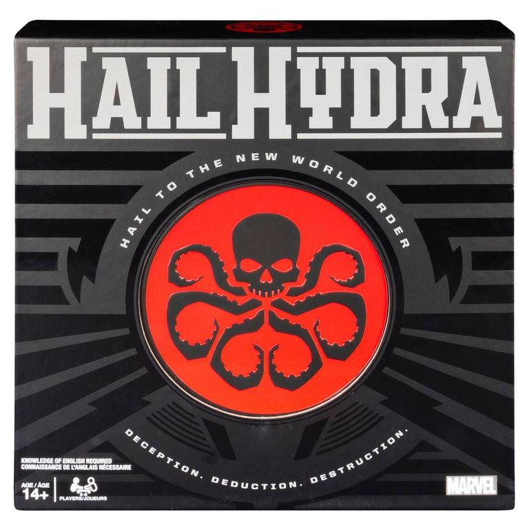 Marvel's Hail Hydra Board Game