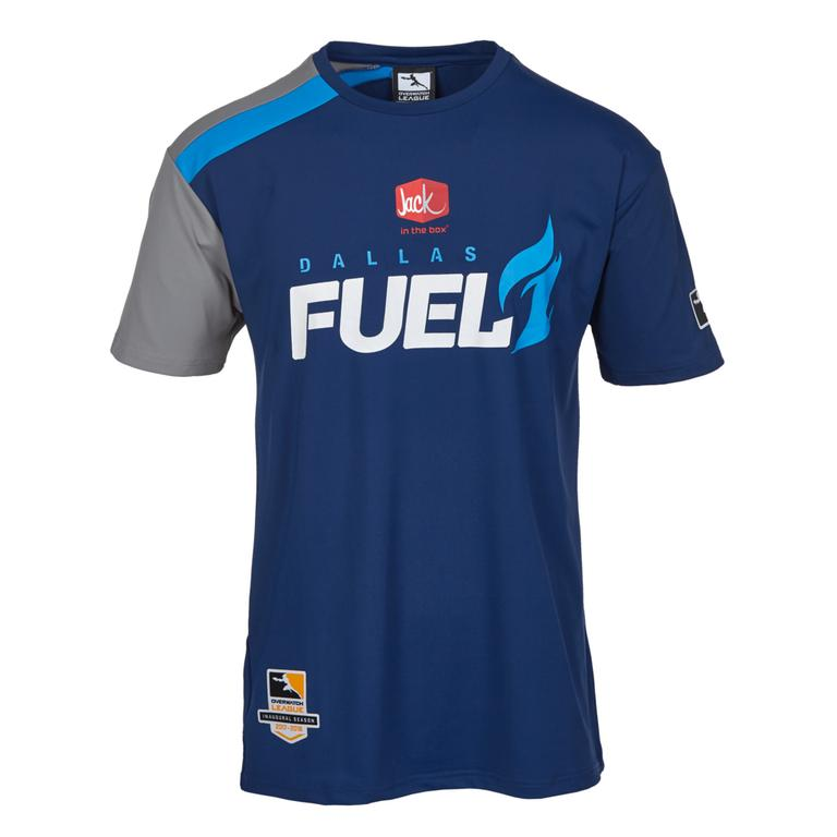 Overwatch League Dallas Fuel Jersey