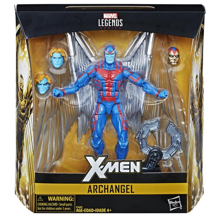 Marvel Legends Series X-Men Archangel Action Figure Summer Convention 2018