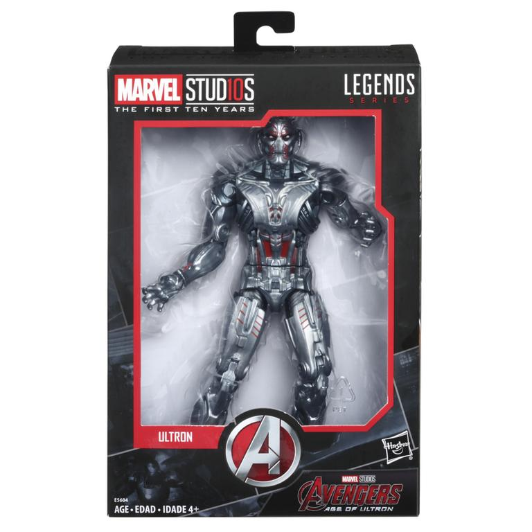 Marvel Studios: The First Ten Years Avengers: Age of Ultron - Ultron Figure - Summer Convention 2018 Exclusive