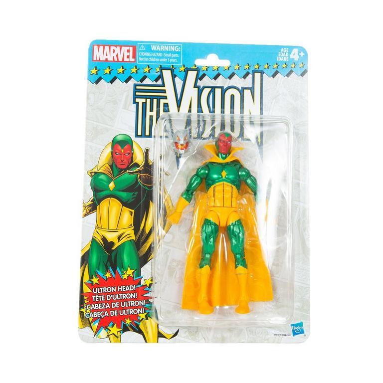 Marvel Legends Vintage Series The Vision Action Figure