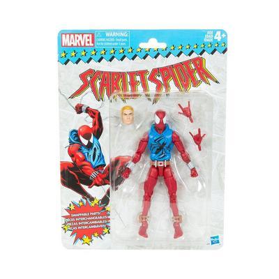 Spider-Man Scarlet Spider Vintage Figure