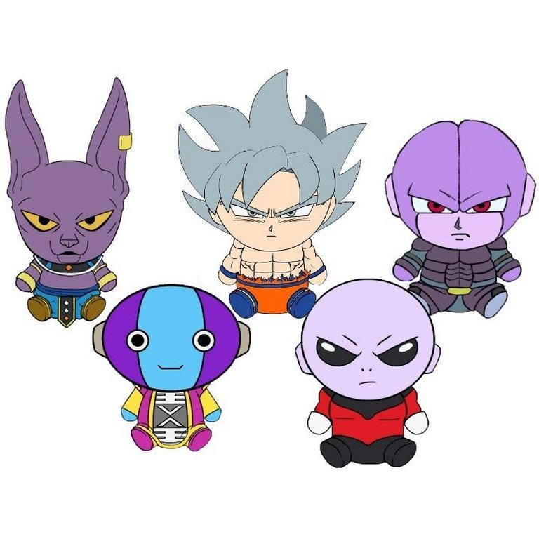 Dragon Ball Super Series 2 Plush (Assortment)
