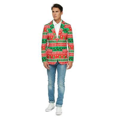 8-Bit Santa Jacket
