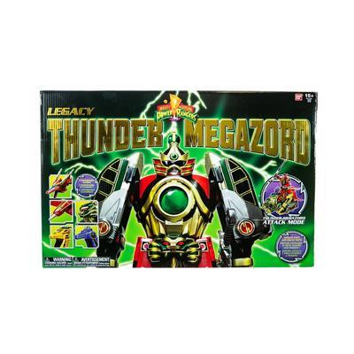 Mighty Morphin Power Ranger Thunder Megazord Action Figure