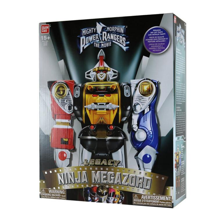 Power Rangers Legacy Edition Ninja Megazord
