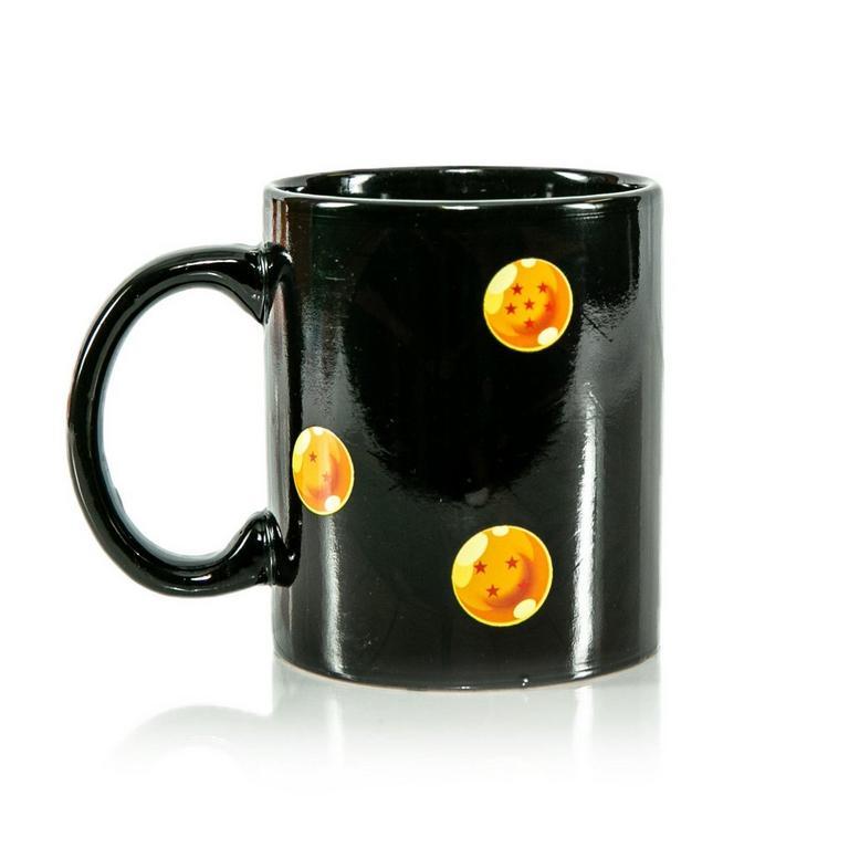 Dragon Ball Z Shenron Heat Change Mug