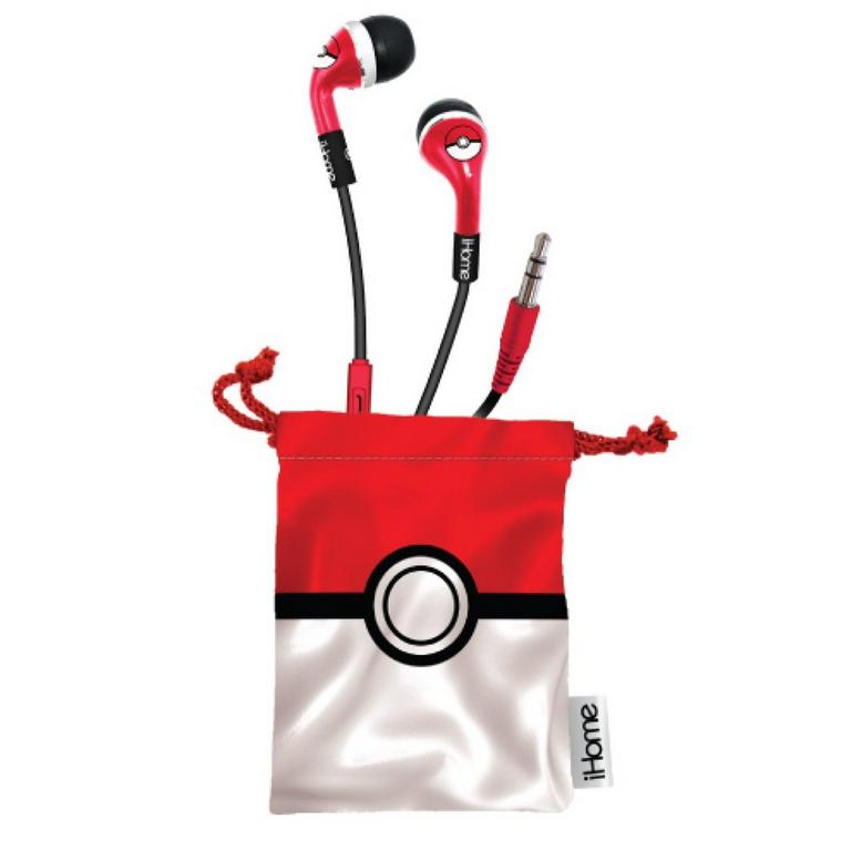 Pokemon Noise Isolating Earbuds